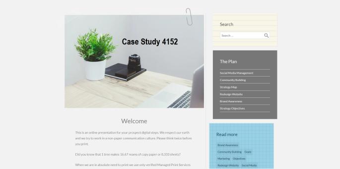Case Study 4152